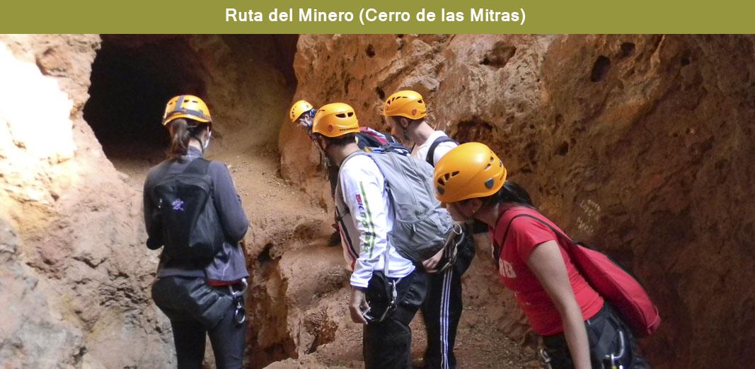 Ruta del minero