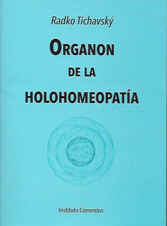 Libro Organon de la Holomeopatia